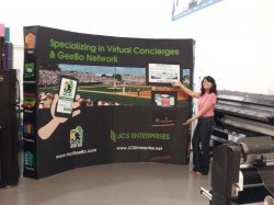 trade show displays in West Palm Beach FL, trade show graphics in West Palm Beach FL