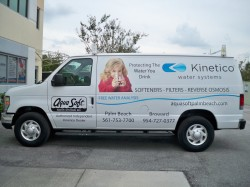 Spot Graphics and Vehicle Vinyl Lettering