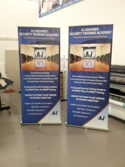 Trade show banners West Palm BEach FL