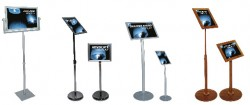 Trade show tablet holders Palm Beach County FL