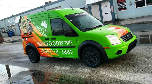 Affordable Vehicle Wrap Printing West Palm Beach FL