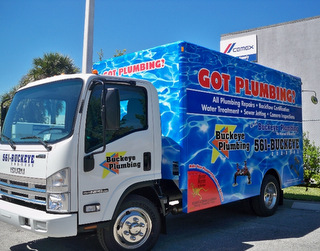 Vehicle Graphics for Plumbing Contractors West Palm Beach FL