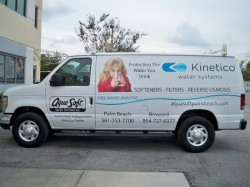 West Palm Beach FL Vehicle Graphics