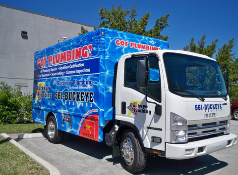 Vehicle Wraps and Graphics for Franchises in Wellington FL