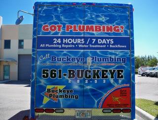 Vehicle Graphics for Contractors West Palm Beach FL