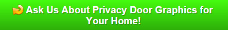 Free quote on privacy door graphics in Palm Beach Gardens FL
