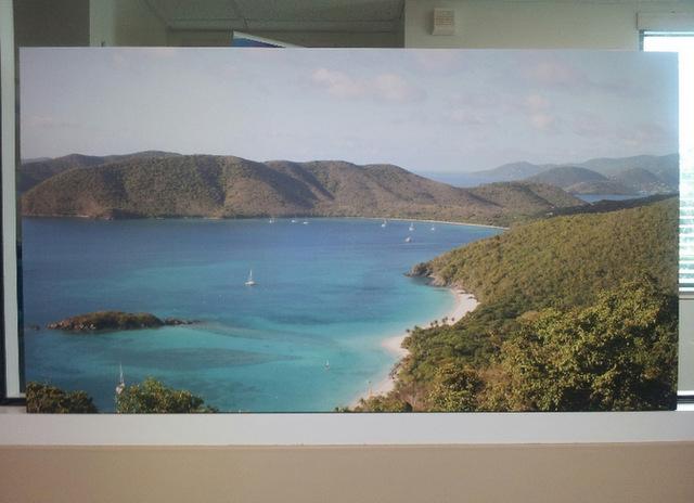 Custom Office Wall Prints for West Palm Beach FL
