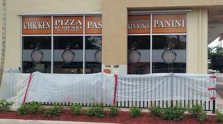 Window Graphics for Restaurants in Wellington FL