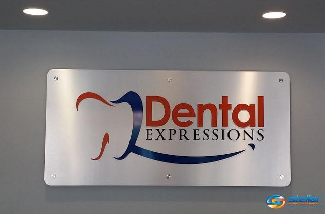Lobby Signs for Dental Offices in Naples FL