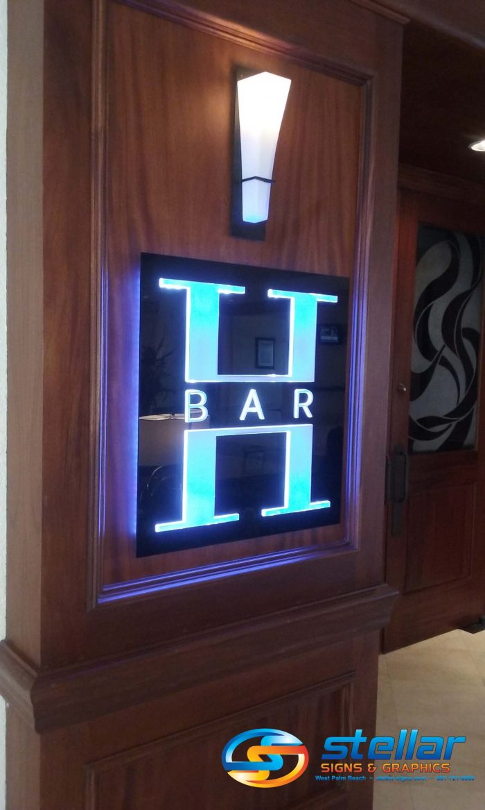 entrance signs for airport retailers in West Palm Beach FL, entrance signs in West Palm Beach FL