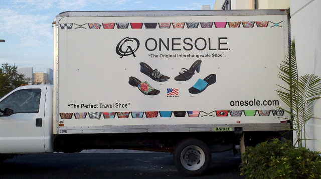 Box Truck Graphics for Retailers in West Palm Beach FL